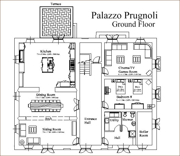 House plans and home designs free blog archive italian for Italian villa blueprints